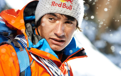 David Lama © Manuel-Ferrigato - Red Bull Content Pool