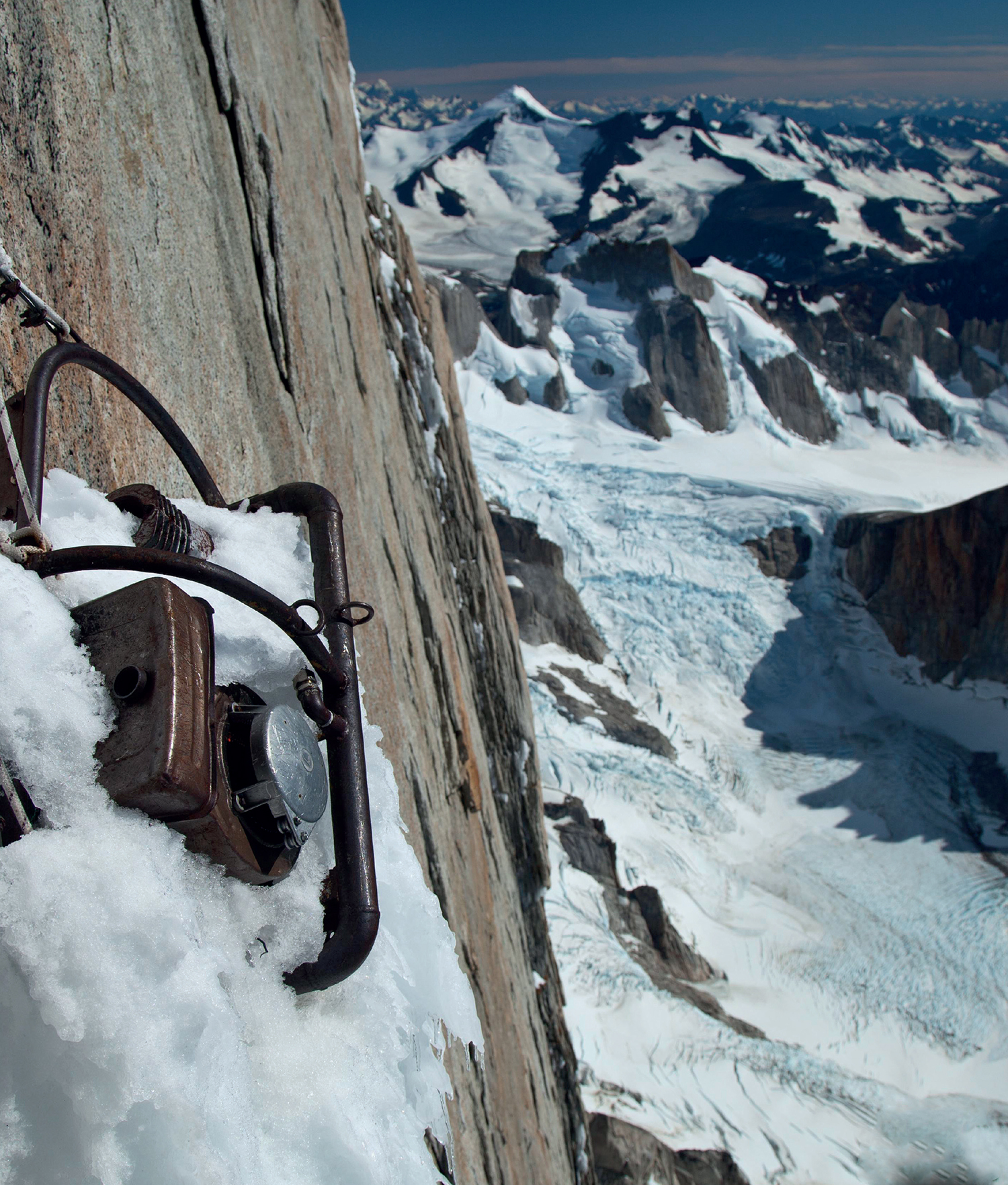 Cerro Torre - Compressor Route © Red Bull Media House